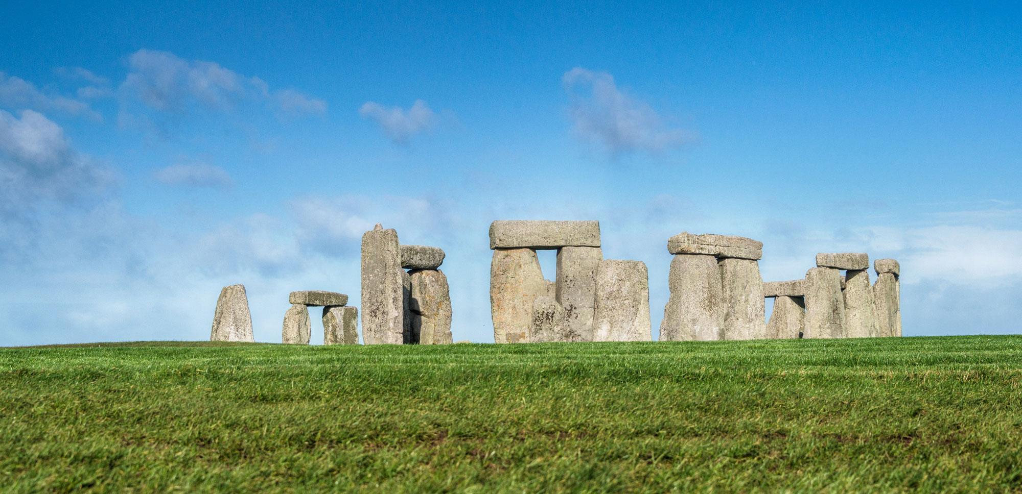 Stonehenge Distant